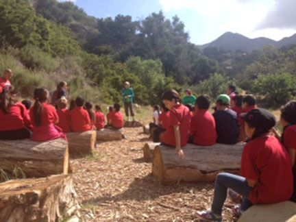 Mann Elementary School Field Trip