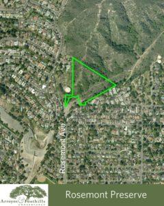 Rosemont Preserve Map