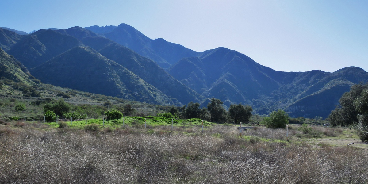Big Tujunga Gateway Park